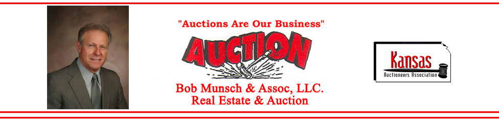 Bob Munsch Real Estate and Auctions